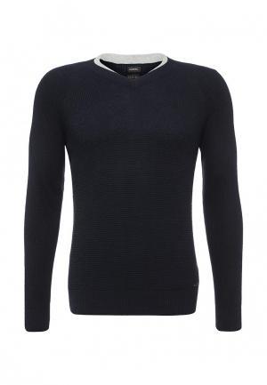 Пуловер Diesel. Цвет: синий