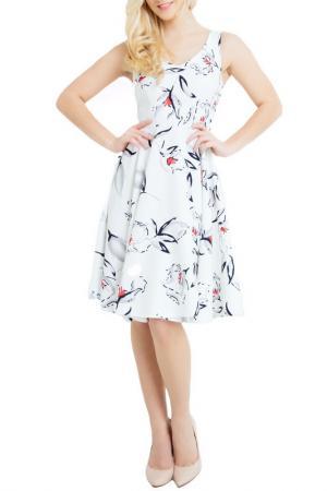 Платье LOU-LOU. Цвет: ecru