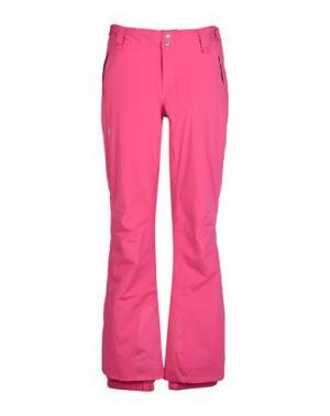Лыжные брюки PEAK PERFORMANCE. Цвет: фуксия