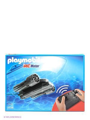 Радиоуправляемая игрушка Playmobil. Цвет: черный