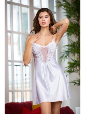 Платье Mia-Mia. Цвет: белый