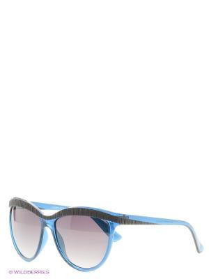 Солнцезащитные очки MS 01-301 18P Mario Rossi. Цвет: темно-синий