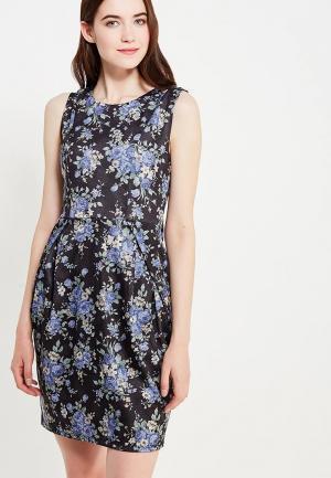 Платье QED London. Цвет: разноцветный
