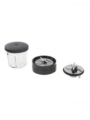 Комплект насадок MUZ45XCG1 для кухонных комбайнов Bosch. Цвет: серебристый