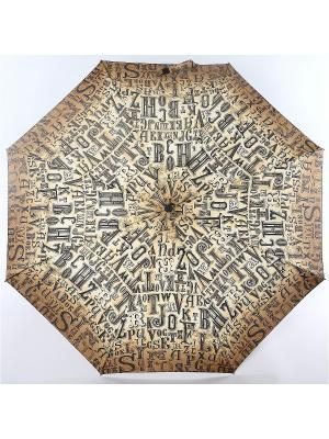 Зонт Airton. Цвет: черный, молочный