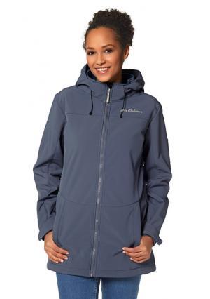 Куртка H.I.S.. Цвет: дымчато-синий