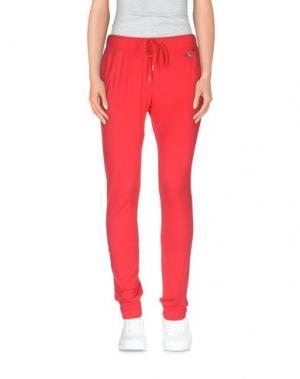Повседневные брюки MET MIAMI COCKTAIL. Цвет: красный