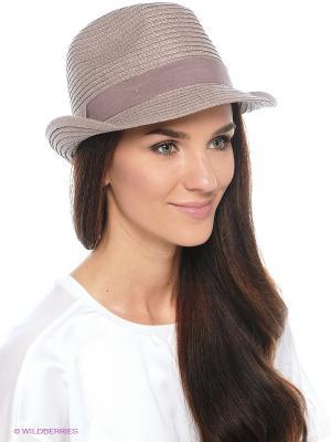 Шляпа SEEBERGER. Цвет: светло-коричневый, коричневый