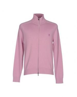 Кардиган PRINGLE OF SCOTLAND. Цвет: розовый