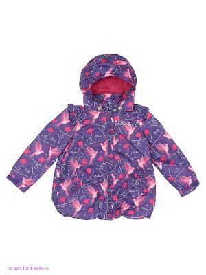 Куртка REIKE. Цвет: фиолетовый, розовый