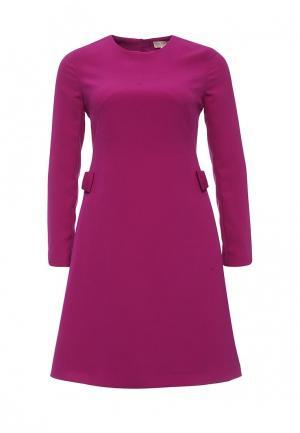 Платье Ted Baker London. Цвет: фиолетовый