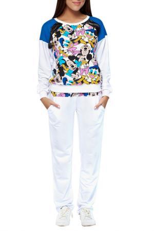 Костюм: джемпер, брюки Majaly. Цвет: комбинированный