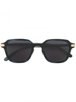 Square frame sunglasses Eyevan7285. Цвет: синий