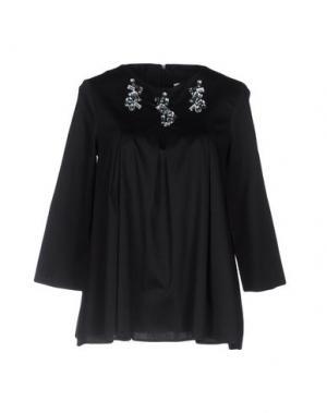 Блузка ZANETTI 1965. Цвет: черный