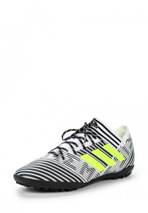 Шиповки adidas. Цвет: разноцветный