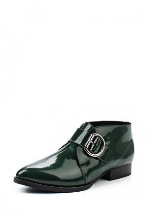 Ботинки Jeffrey Campbell. Цвет: зеленый