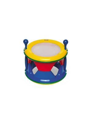Музыкальный инструмент Барабаны Tolo. Цвет: синий