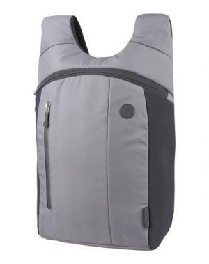 Рюкзаки и сумки на пояс MOMO DESIGN. Цвет: серый