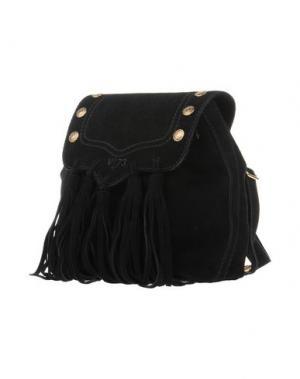 Рюкзаки и сумки на пояс V°73. Цвет: черный