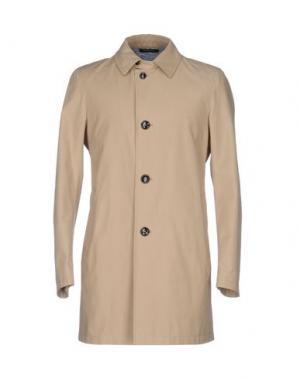 Легкое пальто SARTORIA LATORRE. Цвет: песочный