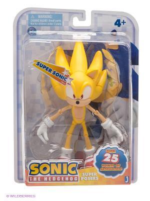Фигурка Соник Sonic. Цвет: желтый