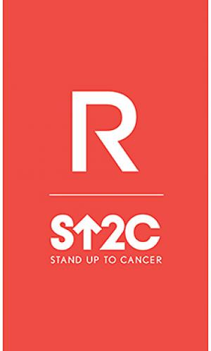 $100 donation Stand Up To Cancer. Цвет: none