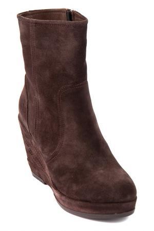 Ботинки INCI. Цвет: коричневый