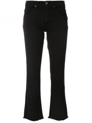 Укороченные брюки Iro. Цвет: чёрный