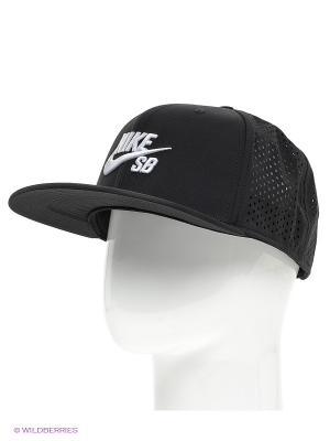 Кепка SB PERFORMANCE TRUCKER Nike. Цвет: черный