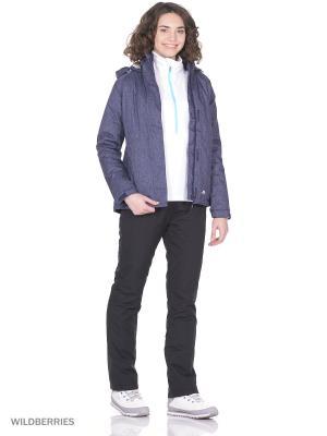Куртка демисезонная Trespass. Цвет: синий