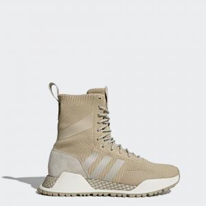 Ботинки F/1.3 Primeknit  Originals adidas. Цвет: белый