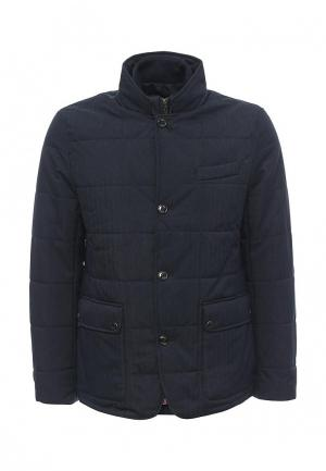 Куртка утепленная Ted Baker London. Цвет: синий