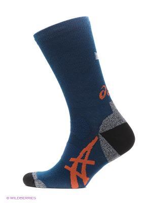Носки WINTER RUNNING SOCK ASICS. Цвет: синий, черный