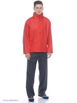 Куртка Helly Hansen. Цвет: красный