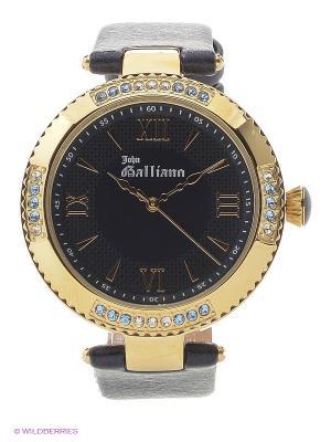 Часы наручные Galliano. Цвет: синий
