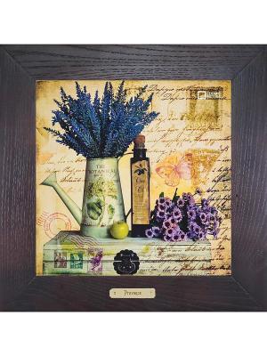 Картина-сувенир Дарю тебе счастье Ceramic Picture. Цвет: бежевый