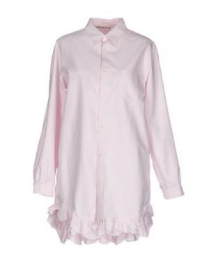 Pубашка G750G. Цвет: светло-розовый
