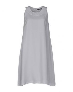 Платье до колена SITA MURT/. Цвет: светло-серый