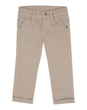 Повседневные брюки EDDIE PEN. Цвет: бежевый