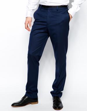 Red Eleven Синие зауженные брюки