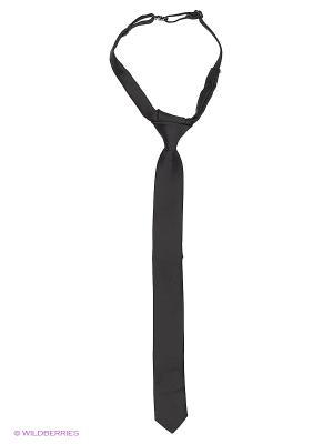 Галстук Orby. Цвет: черный