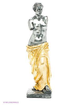 Статуэтка Венера Милосская Veronese. Цвет: темно-серый, золотистый