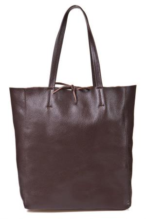Bag Joana&paola. Цвет: dark brown