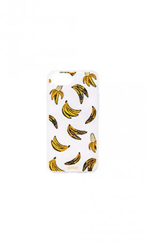 Чехол для iphone 6/7 banana babe Sonix. Цвет: желтый