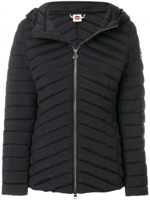 Куртка-пуховик Millennium Colmar. Цвет: чёрный
