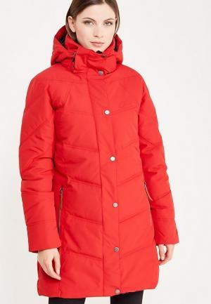 Куртка утепленная Five Seasons. Цвет: красный