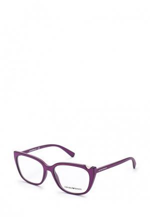Оправа Emporio Armani. Цвет: фиолетовый