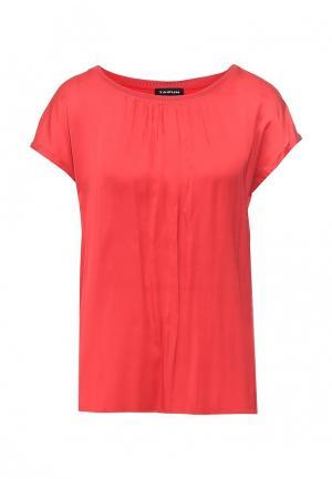 Блуза Taifun. Цвет: красный