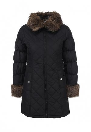 Куртка утепленная Catwalk88. Цвет: черный