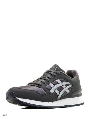 Спортивная обувь GEL-ATLANIS ASICSTIGER. Цвет: серый